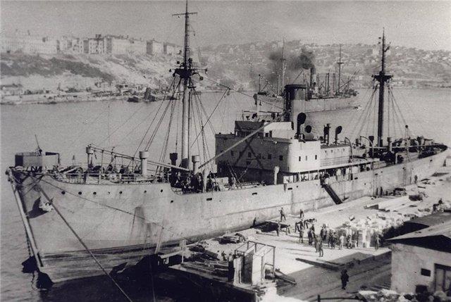 Wreck VARNA (ВАРНА) - удаление 20км
